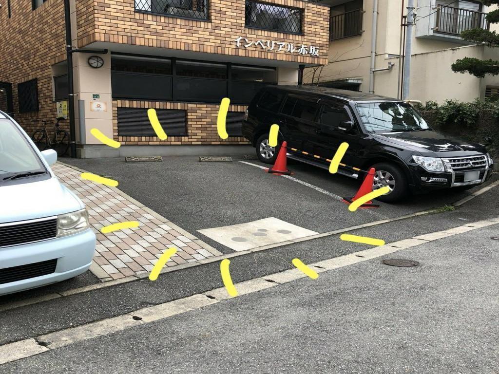 【予約制】トメレタ インペリアル赤坂駐車場【六本松421至近】 image