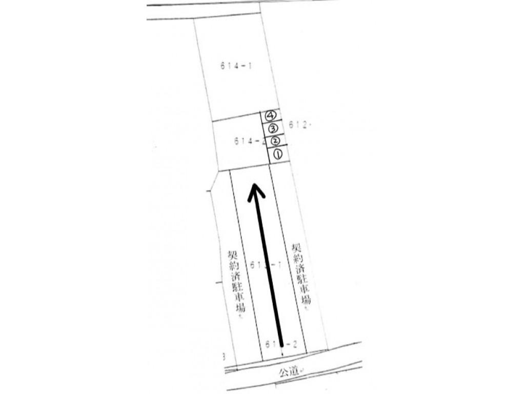【予約制】トメレタ 井原織物二ツ宮月極・一日貸し駐車場 image