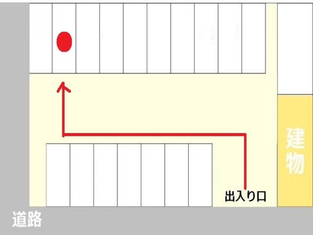 【予約制】トメレタ シェアP西方寺\【小型車限定・時間の制限有注意】 image