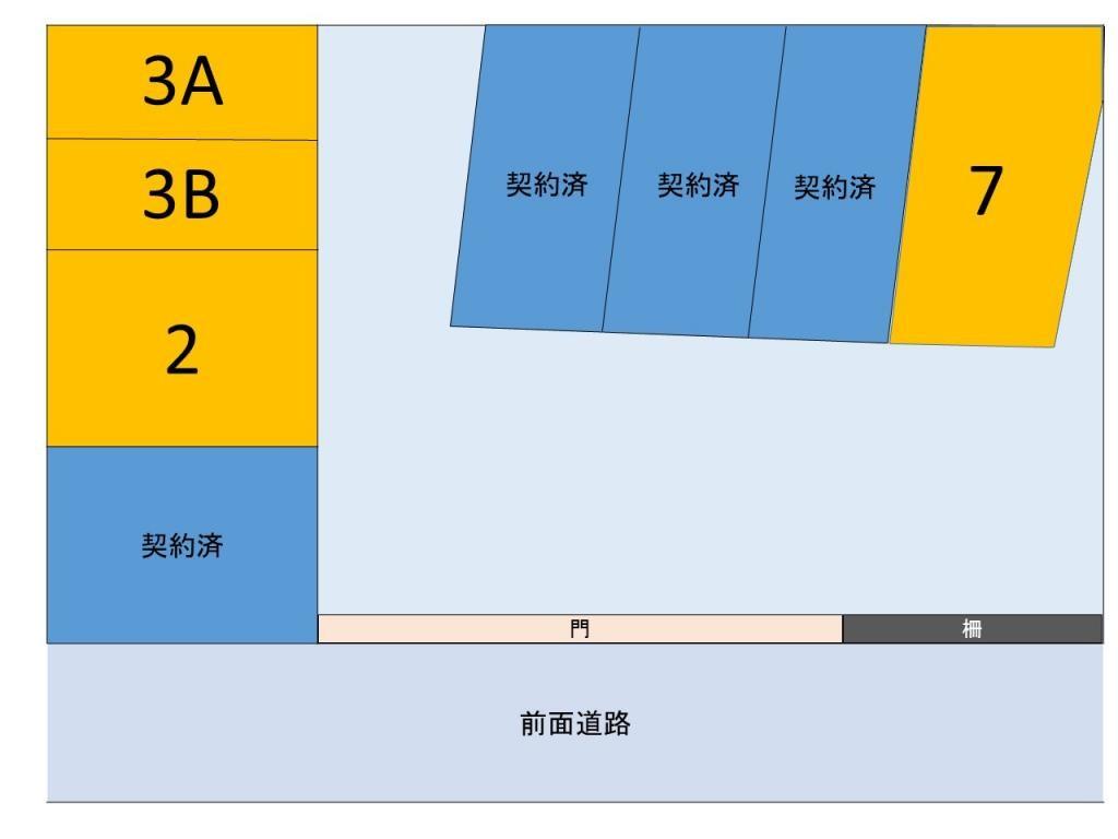 【予約制】トメレタ 飛田給1丁目第3駐車場【味の素スタジアムまで徒歩約7分】 image