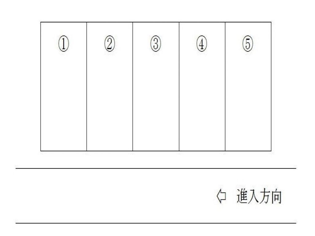 【予約制】トメレタ 井原織物鴨川沿い月極・一日貸し駐車場 image